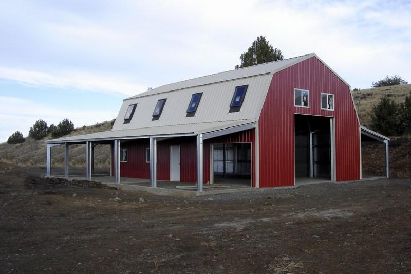 Agricultural Steel Buildings : Craft steel works agricultural buildings